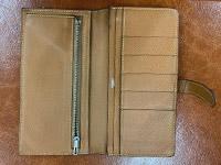エルメス ベアン財布の染め直し アフター02